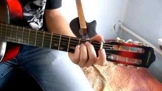 Видеоурок на гитаре: кино - пачка сигарет.