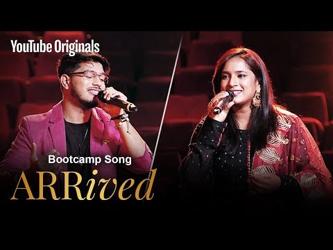 Bootcamp | Pavithra & Ajay | Tere Bina - Guru | #ARRivedSeries
