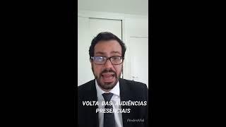 AUDIÊNCIA PRESENCIAL TRABALHISTA | RETOMADA na PANDEMIA | TRT-2 SÃO PAULO