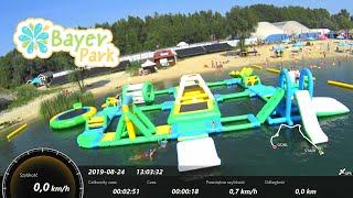 Wodny Tor Przeszkód 03 - Bayer Park Kryspinów 24.08.2019