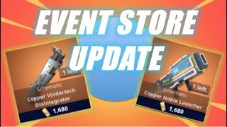 Weekly Store Update / Fortnite Save the World