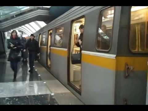 Заброшенная станция метро Деловой Центр