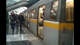 Moscow subway/Метро Москвы