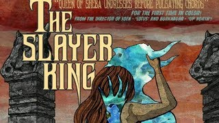The Slayerking Queen of Sheba Undresses Before Pulsating Chords
