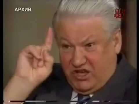 Boris Nikolayevich Yeltsin Interview
