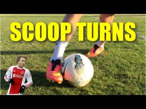 Scoop Turn | Tutorial