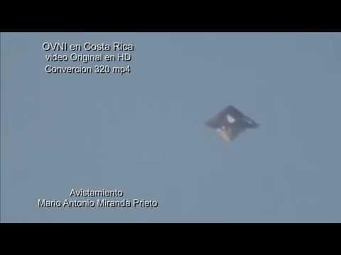 Ovni Captado En Puntarenas Costa Rica 2016 - UFO Video Captured In Puntarenas Costarica 2016