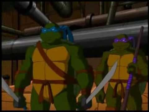 Youtube filmek kategória - Tini nindzsa teknőcök 1-7 évad