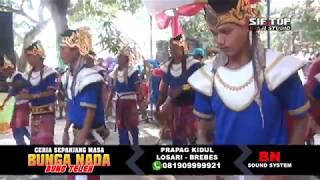 Tari Latar  Bandar Wadon  - Singa Dangdut Bunga Nada Live Prapag Kidul Losari 30