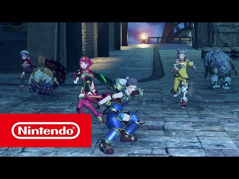 Xenoblade Chronicles 2 - In search of...