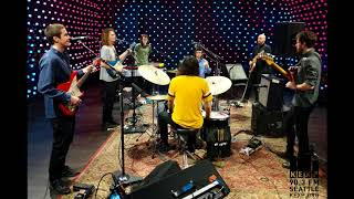 King Gizzard & The Lizard Wizard - Muddy Water (Live on KEXP 06/06/2018) thumbnail