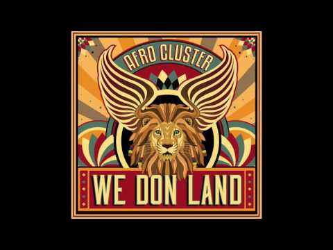 We Don Land by Afro Cluster