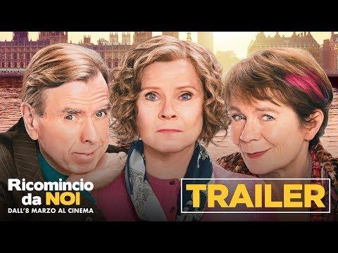 Ricomincio da Noi | Trailer Ufficiale Italiano