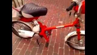 1979 Honda Express Moped