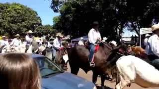 Cavalgada de Guaraí-TO 2015