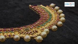 Ruby Stone Latest Jewellery - Malabar Gold and Diamonds