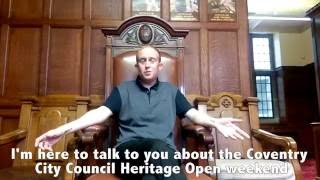 Coventry Heritage Open Days - Adam