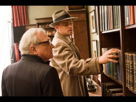SHUTTER ISLAND, Martin Scorsese and Leonardo DiCaprio hook up first time since Departed