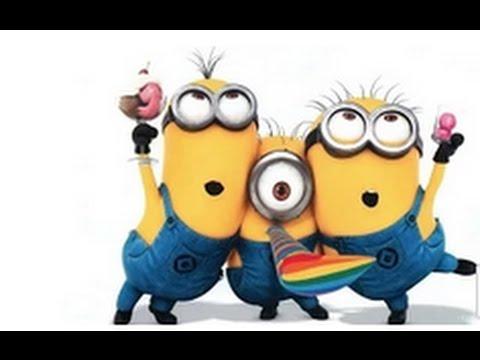 Minions Song Minions | Happy Birthday | Minions Banana ...