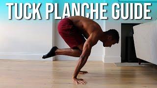 How to Tuck Plaฑche - 4 AMAZING Tips! (Calisthenics)