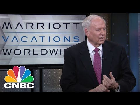 Marriott Vacations Worldwide CEO: Coming Together | Mad Money | CNBC