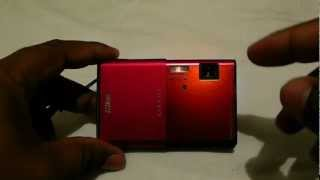 Nikon S80 Touch screen digital camera Review with Sample Pictures and Video