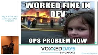Keep CALMS and Adopt DevOps - Voxxed Days Singapore 2019
