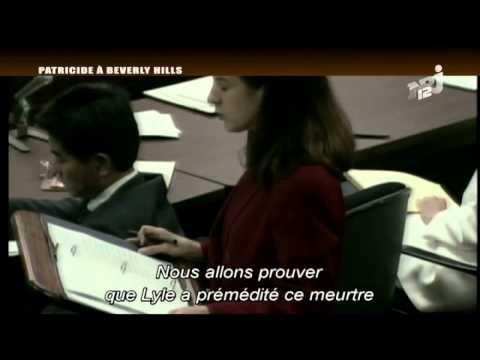 Crimes en Haut Société Parricide a beverly hills