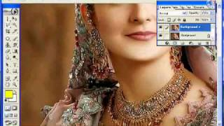 How to use Adobe Photoshop - 6. How to change Background in an image