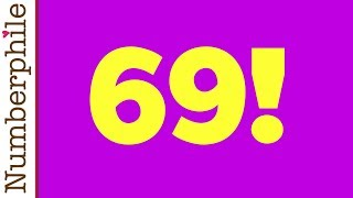 69! - Numberphile