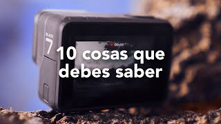 ¡GOPRO HERO 7 Black REVIEW en VIDA REAL!