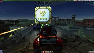 Tanki Online: Race for Gold box Nō1 | Ft. Zoorio & C_H_A_M_P