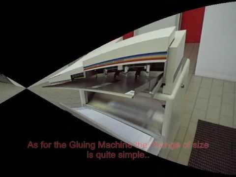 4  ITA Folding Machine