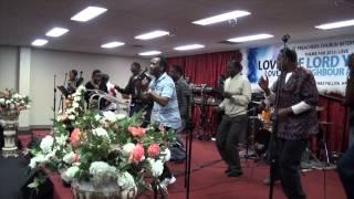 Akuna Wakaita saJesu at CDNI Night Of Praise