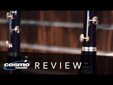 Yamaha Allegro Clarinet 550AL Review