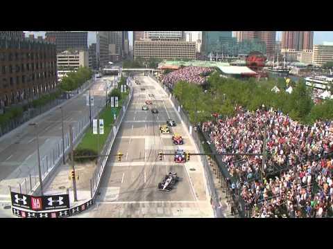 Baltimore Grand Prix - IndyCar - 9/6/2011