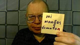 Mia opinio pri Akuzativo en Esperanto.