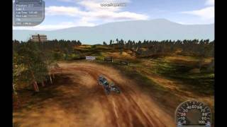 Motocross Madness 2 Best Tracks and Jumps
