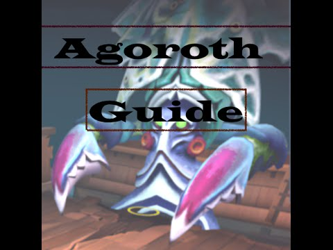 F2P Agoroth Guide - YT