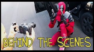 Deadpool Trailer - Homemade Behind the Scenes