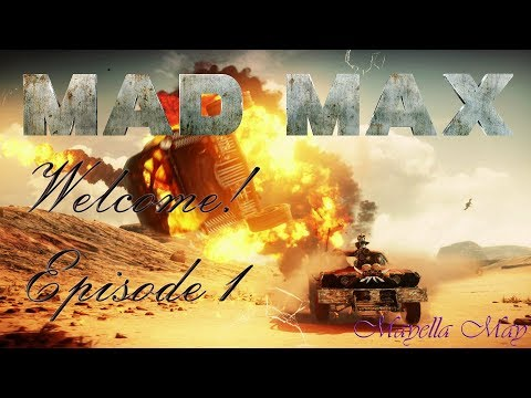 Mad Max PC Gameplay Part 1