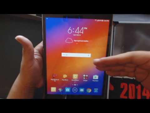 Mr.KB Unboxes: Asus Zenpad Z10 (Verizon Edition)