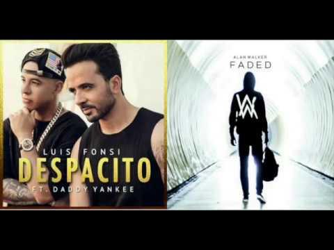 Despacito mashup Faded #remix