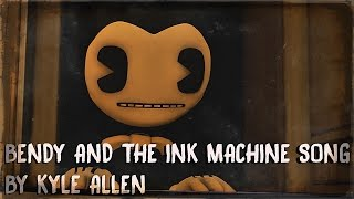 [SFM/Bendy] Bendy And The Ink Machine Song