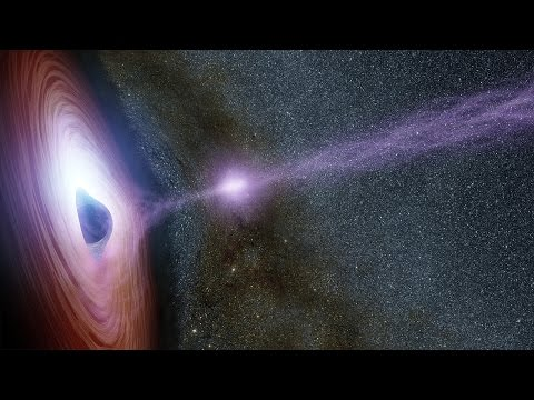 NASA Scientists Discover Something Escaping A Blackhole