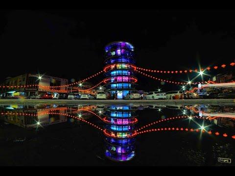 Visit Perak 2017 Teluk Intan,Malaysia
