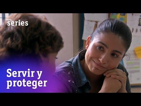 Servir y Proteger: Nacha necesita consuelo #Capítulo364 | RTVE Series