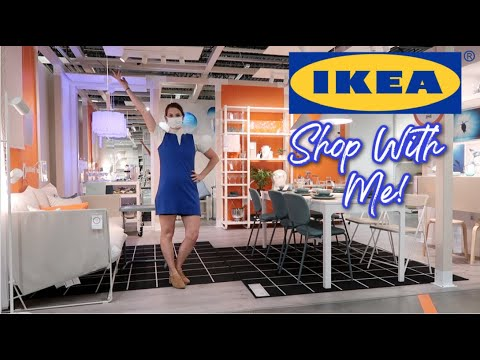 Vibe Check!  Ikea Shop With Me!  Everything New At Ikea for Summer 2021! ... Will Tom Hanks Show Up?