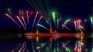 RCT3 Алые Паруса Scarlet Sails Trailer