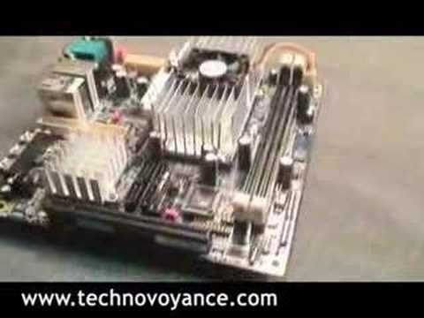 VIA EPIA SN-Series Mini-ITX Video